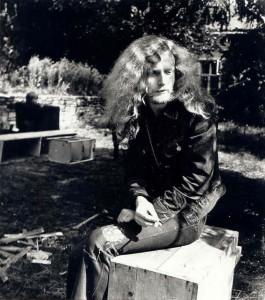 34. 1970 - Im Sommerquartier des Kinderkollektivs hinter der Wagnervilla