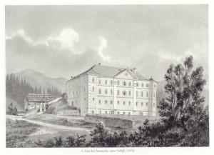 Stich Schloss Lidn II